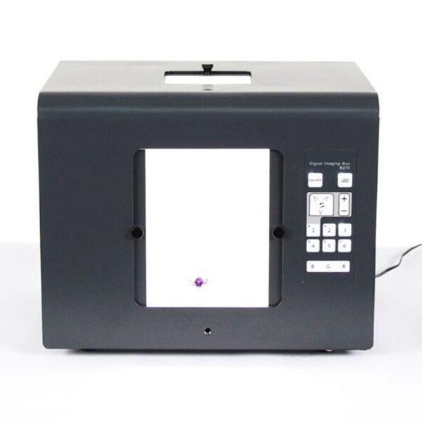 SANOTO B270 цифровой RGB светодиодный регулируемый профессиональных ювелирные изделия