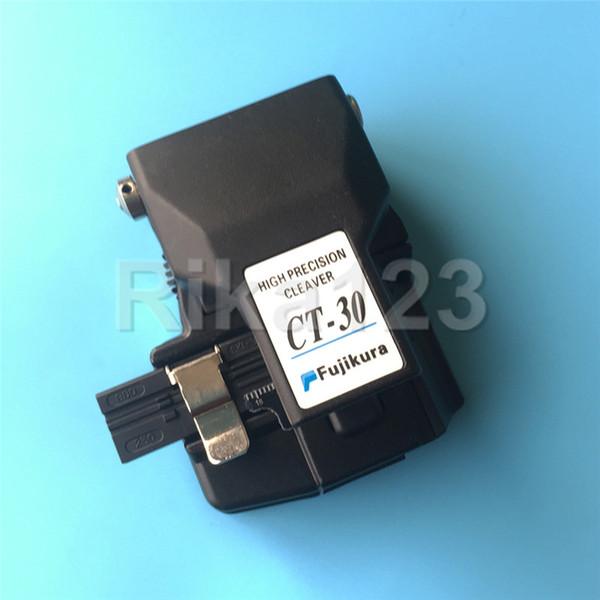 Fujikura CT-30 High Precision Ribbon Fiber Cleaver Used