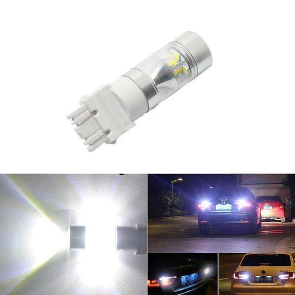 1 Pair T25 3157 Car LED Brake Light Stop Rear Bulb 12SMD Auto Turn Signal Lamp Backup Reserve Lights Universal