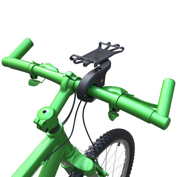 """Universal 6.0"""" inch Bike Bicycle Cell Phone Holder Stand For iPhone X 7 8 S Plus Motorcycle Mount for Samsung Note 8 galaxy S9 C18110801"""