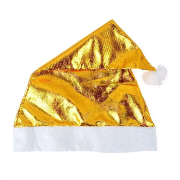 2015 New Blue Gold Red Gold BumaoChristmas hat Christmas Ornaments cap for Chiristmas party 20g/pcs