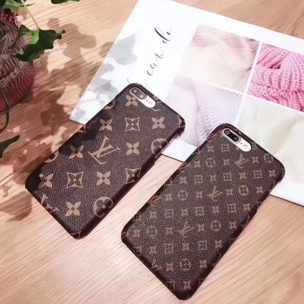 Luxury Designer Phone Case for IPhone X XS Max XR Fashion Skin Pattern Cases for IPhoneX 8 8P 7 7P 6 6s Plus Back Cover