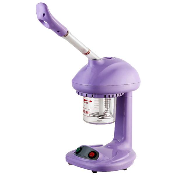 Venda quente Potável Vapor Ozônio Facial Steamer Máquina de Vapor Facial Sauna Cuidados Com A Pele Cuidados Com A Pele Equipamentos de Beleza Equipamentos de Beleza