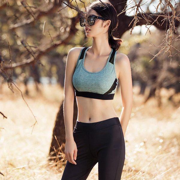 Chaleco de la aptitud corriente de las mujeres a estrenar H-Shaped Sexy  Backless Yoga 280f733fec77