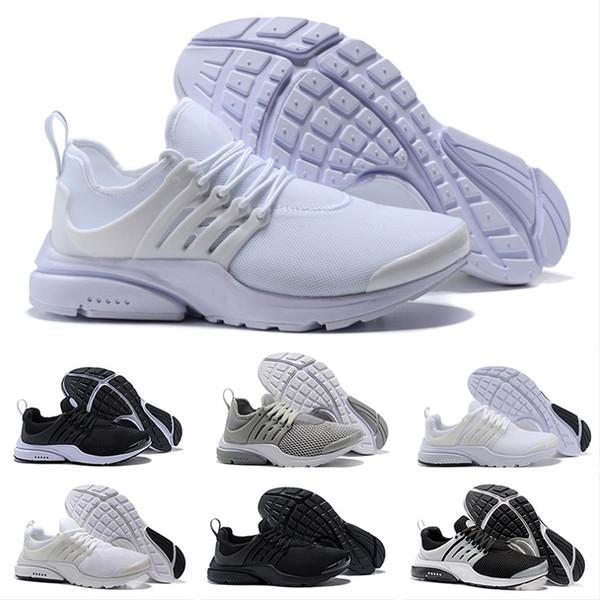 promo code 4b3dc c5295 amazon 2018 nike air presto ultra low running shoes presto 5 br qs breathe  negro blanco