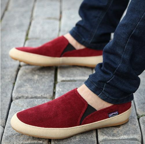 2018 new canvas casual vulcanized men shoes fashion wide flat polyester casual shoes men easy wear shoes