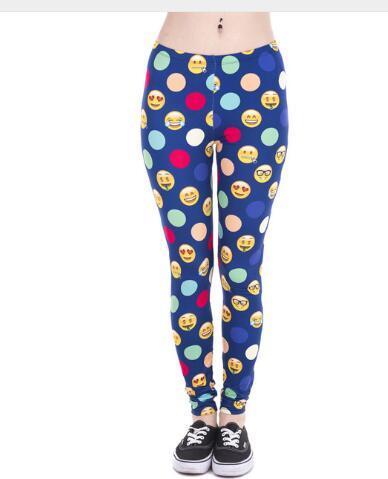 Zohra Marca Nueva Moda Mujeres Leggings Unicornio Y Dulces Impresión Leggins Fitness Legging Sexy Cintura Alta Pantalones de mujer