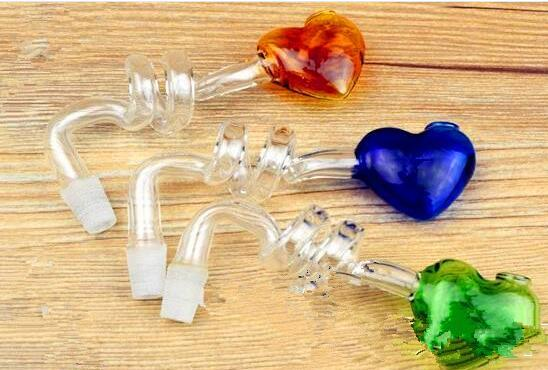 Single spiral pot Wholesale Glass Hookah, Glass Water Pipe Fittings, Free Shipping