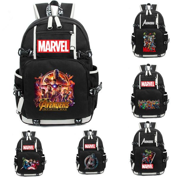 migliori scarpe da ginnastica 307dc f7547 Acquista Marvel Superhero Infinity War Zaino Scuola Zaino Da ...