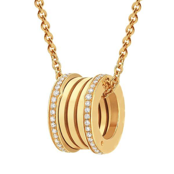 COSEN Bulgaria Collar Rhinestone Color oro Collar de primavera Números romanos Joyería para mujer Regalo Regalo de cumpleaños