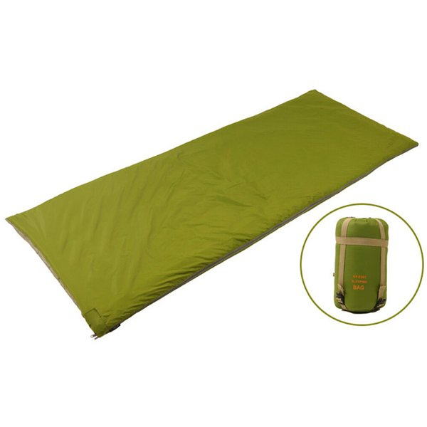 190*75cm Mini Outdoor Ultralight Envelope Sleeping Bag Ultra-small Size For Camping Hiking Climbing