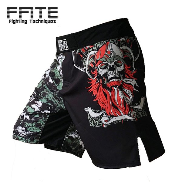 2017 Cheap Mma Shorts Men 'S Boxing Pants Fight Short Sotf Grappling Sanda Boxing Muay Thai Pants Thai Boxing Shorts Mma Sport