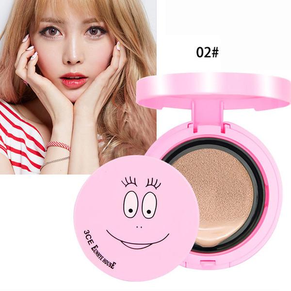 New Hot Facial Makeup Enhancer Complexion Air Cushion CC Cream Lasting Makeup Air Cushion CC Cream Cosmetics
