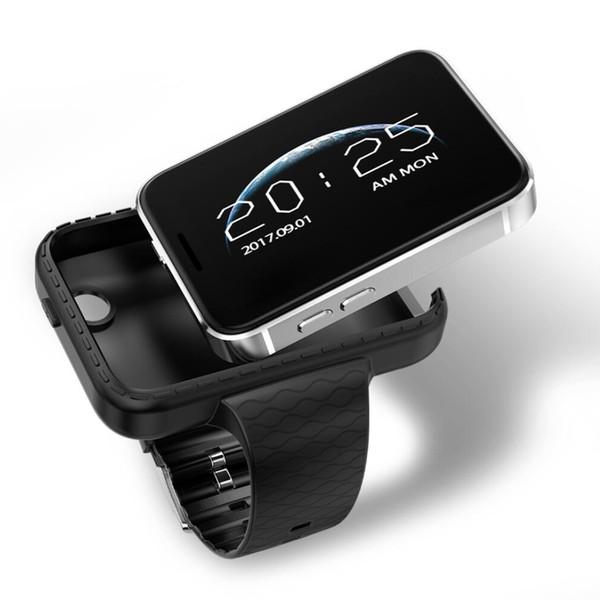 I5S Smart Mobile Guarda MP3 MP4 Player Sonno Monitor con pedometro integrato Fotocamera GSM SIM mini telefono Smartwatch per iOS Android