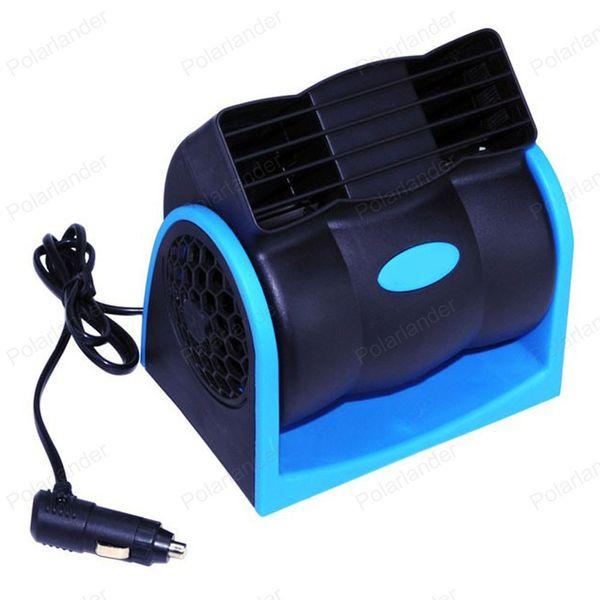 Mini Ventilador de Enfriamiento para Automóvil de 12 V mini Vehículo Automático Enchufe de Enfriador de Enfriamiento de Ventilador de Enfriamiento de Aire de Bajo Ruido 7 W