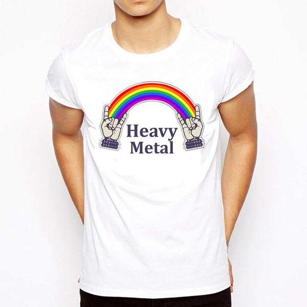 Tee-shirt camisole de dos en métal lourd Menino impression tshirt anime camiseta da marca de verão roupas