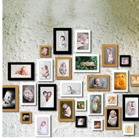 diy wall decor with pictures.htm 2019 7 inch vintage frame photo diy photo frames for picture  2019 7 inch vintage frame photo diy