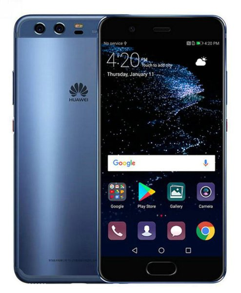 Huawei P10 Kirin 960 Octa Core 4GB/64GB 5.1inch Dual Rear Camera 20.0MP+12.0MP 4G LTE Unlocked Mobile Phones