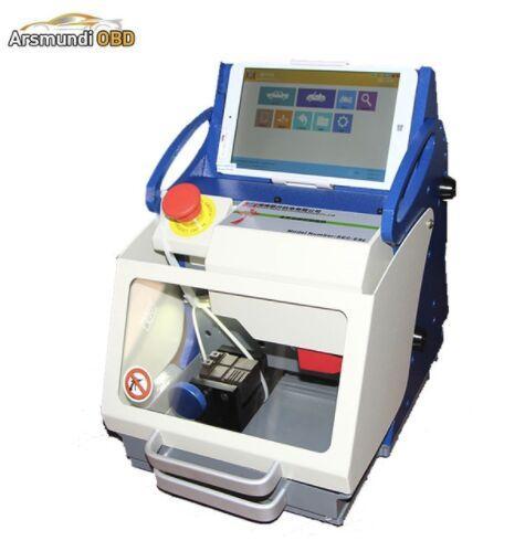 High Quality 100% Original Brand New Key Cutting Machine Miracle SEC-E9z Free Upgrade Portable Locksmith Tools High Security Car Key Machine