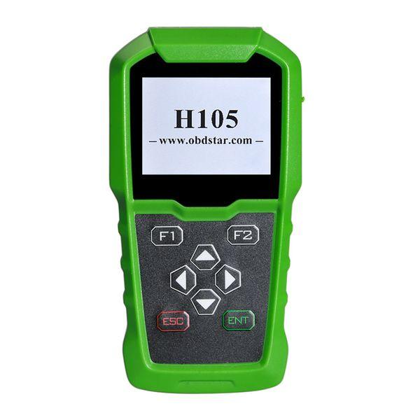OBDSTAR H105 Auto Key Programmer Pin Code Reading Calibrate Cluster for Hyundai/Kia Update via TF card
