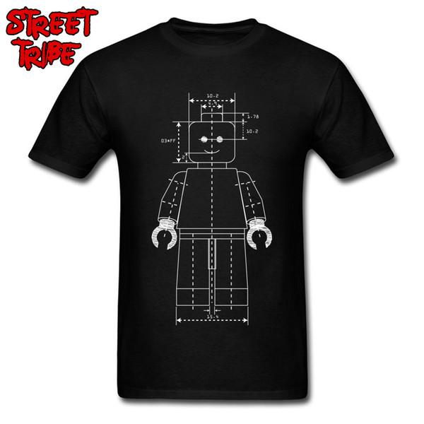 Her şey Müthiş T Gömlek Erkekler Siyah Beyaz T Shirt Kalça Hop Tees Yüksek Sokak Moda Giyim Pamuk Tshirt Karikatür Baskılı