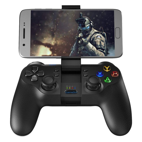 Android için GameSir T1s Bluetooth Kablosuz Oyun Kontrolörü Gamepad / Windows PC / VR / TV Kutusu / PS3