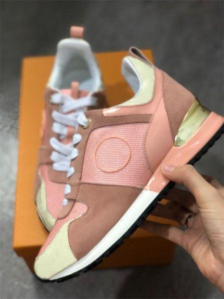 격자 / 분홍색