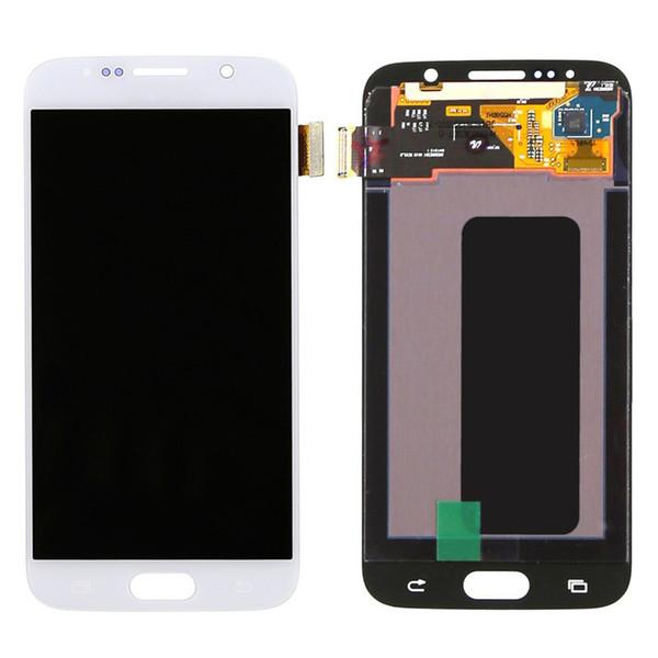 White S6 LCD