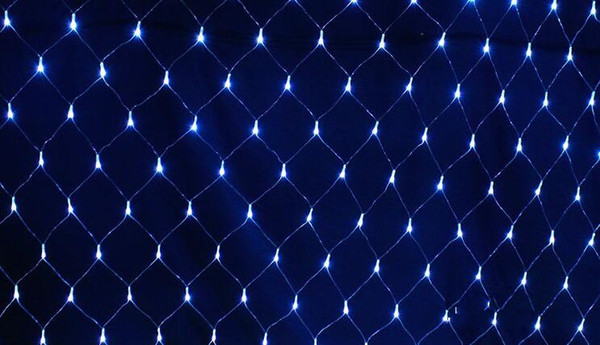 Led net light fishing net light Christmas outdoor waterproof holiday lights led starry string wedding Christmas decoration lights