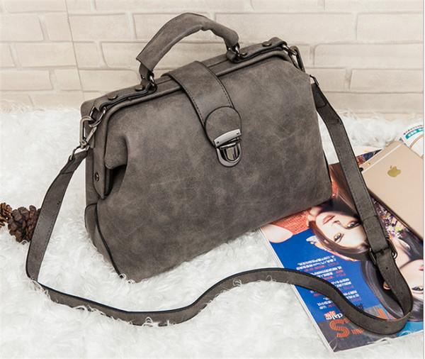 2019 sous-main en cuir avec étiquette et bandoulière pour femme, sac à main de loisirs, grande capacité, sac moyen, livraison gratuite