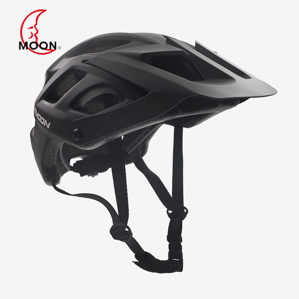 moon trail rs evo bicycle helmet ixs off-road mtb mountain bike helmet visor man Safety helmet cycling bicicleta equipment Y1892908