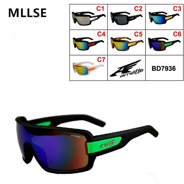 MLLSE 2018 новые солнцезащитные очки мужчины солнцезащитные очки вождение Спорт солнцезащитные очки UV400 gafas-де-Сол де-лос-мужики
