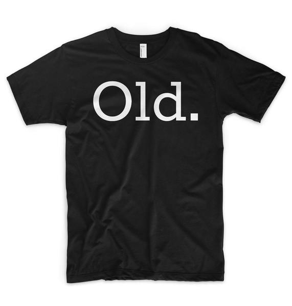 Old T Shirt 18th 21st 30th 40th 50th Birthday Gift Boyfriend Wifey Husband Hubby