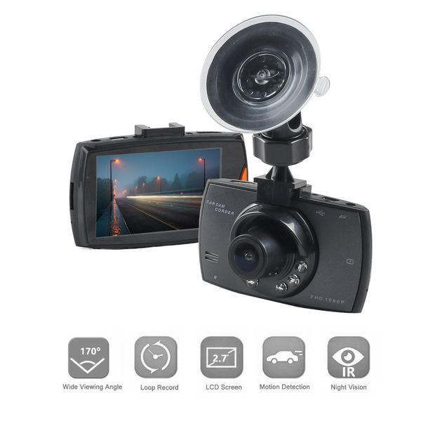 Ultra thin HD1080P cámara de la cámara del coche de visión nocturna coche Dvr revisión espejo videocámara digital videocámara HDMI cam accesorios para el coche