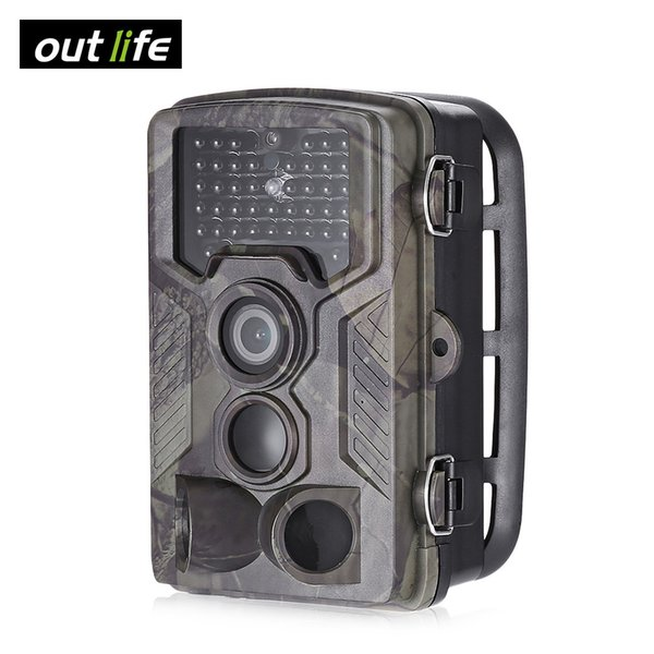 Outlife HC Hunting Camera Infrared Digital Trail Hunting Camera Wildlife Scouting Device 1080P 12MP Video Recorder Camera