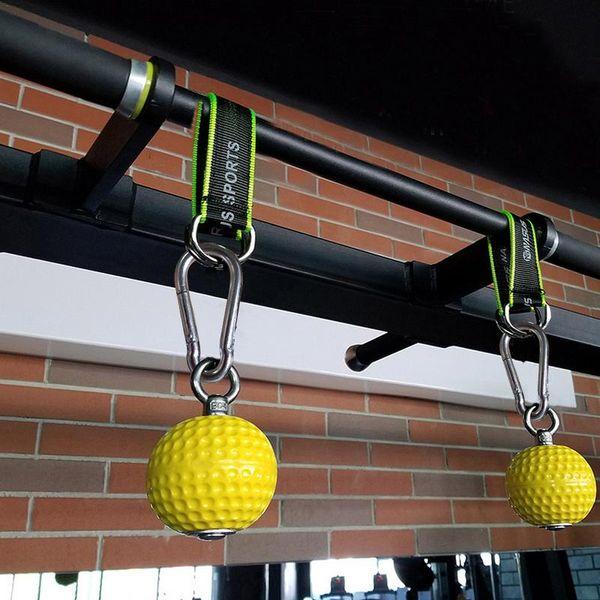 Wrist Ball Pull-Ups Fitness Equipment Training Ball Pointing