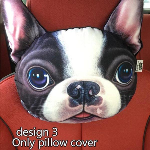 design 3 Uniquement taie d'oreiller