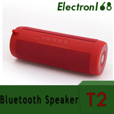 2019 T2 Wireless Best Bluetooth Speaker Waterproof Portable Outdoor  Wireless Mini Column Box Speakers Support TF Card Boombox Free From  Electron168,