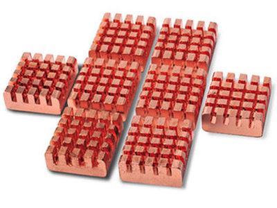 8pcs / lot enfriador de agua del disipador de calor del ordenador Bga Chips Motherboard Tarjeta gráfica