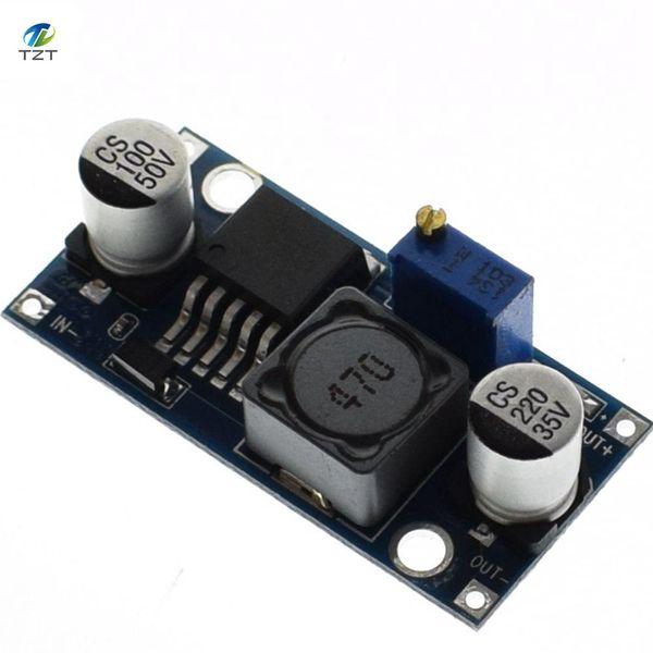 Ultra-pequeno LM2596 módulo de fonte de alimentação DC / DC regulador do módulo fanfarrão ajustável 3A ultra LM2596S 24 V interruptor 12 V 5 V 3 V