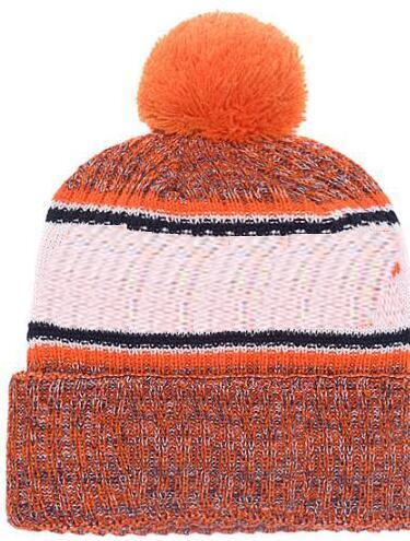 Hot sale Beanie All Teams Logo Sideline Cold Weather Graphite Official Revers Sport Knit Hat winter Warm Knitted Wool Broncos Skull Cap