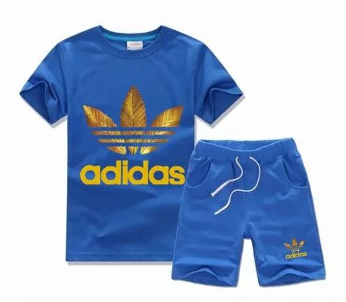 Großhandel Kinder Sets Kinder T Shirt Und Hose Kinder Baumwolle Sets Baby Jungen Mädchen Sommer Anzug Baby Sport Anzug 2 Teile Satz Von Qinqin0807,