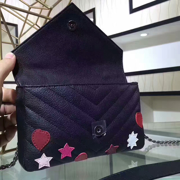 2018 весна мода новое прибытие дизайнер женщины сумка известный Y Марка кожаная сумка Роскошные сумки crossbody messenger цепи сумка