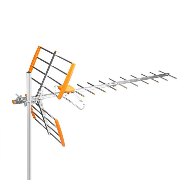 HDTV Analog Digital TV Outdoor Aerial UHF 0-75km mytv myfreeview