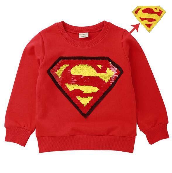 супермен красный