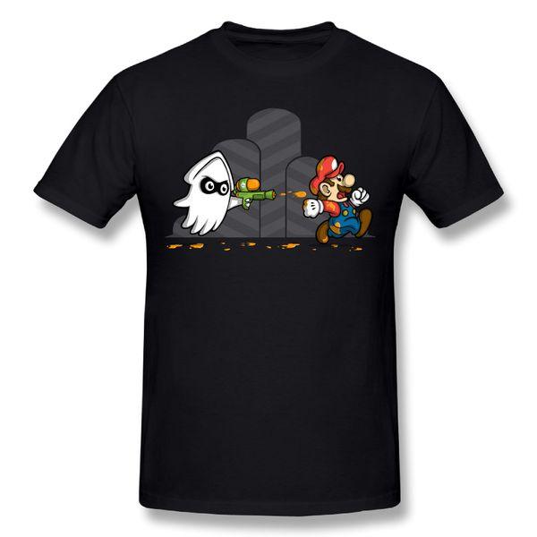 b939e103177 Popular Men s Splatoon T Shirt Custom 100% Cotton Homme Tees Shirt Fashion T -shirt