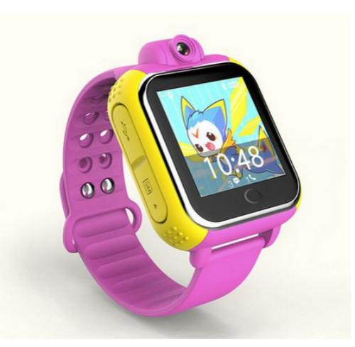 Q730 3G Network 4G Memory Children Smart Watch Phone With Wifi GPS Positioning Tracking HD Camera SOS Button Kids' Watch