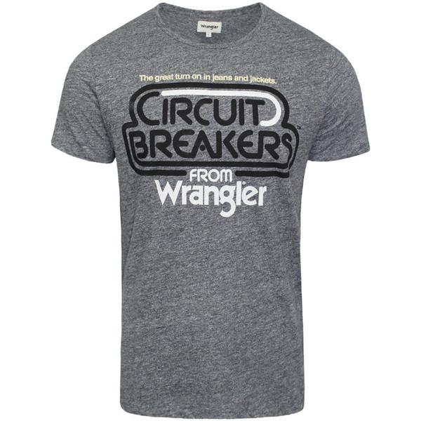 mens wrangler circuit t shirt retro print short sleeve crew neck t shirts on t shirt tourist shirts from brawtees, $11 01 dhgate comBasic Circuit Tshirts Men39s Tshirt #2