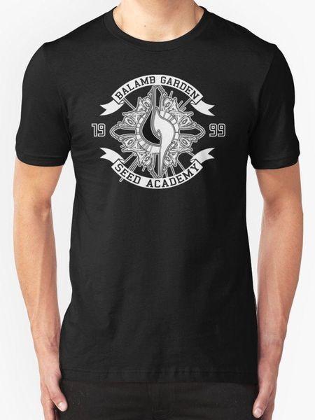 New Balamb Jardim Seed Academia camiseta para homens tamanho S-2XL