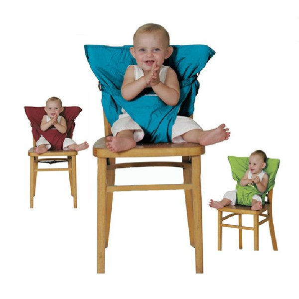 Baby Chair Portable Infant Seat Product Dining Lunch Chair / Seat Safety Belt Feeding High Harness Baby Carrier 8501